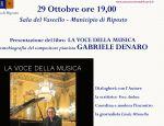 Riposto Sala del Vascello 29 ottobre 2021 Gabriele Denaro