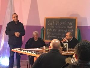 Gianni Picone, Vera Ambra, Sergio Intorre